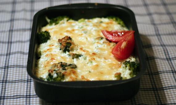 broccoli recept lchf